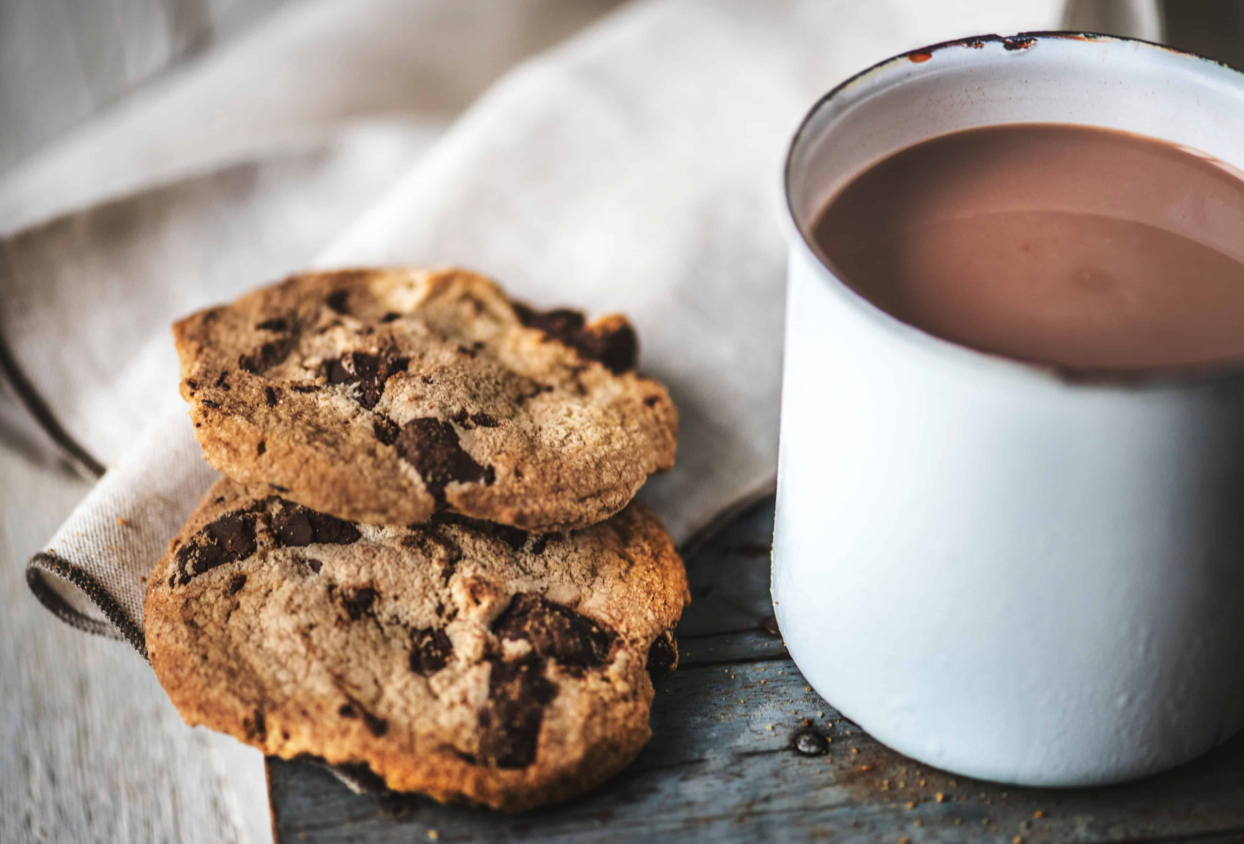 3 Health Benefits Of Eating Chocolate Chip Cookies